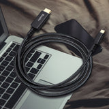 USB C to HDMI CABLE 4K*2K@60Hz UHD & 6 feet (C5)