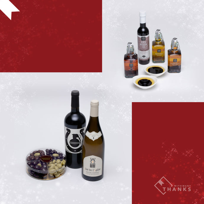 Exquisite Wine & Premium Oils