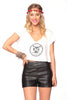 Rebel Redefined Loose Crop Tee