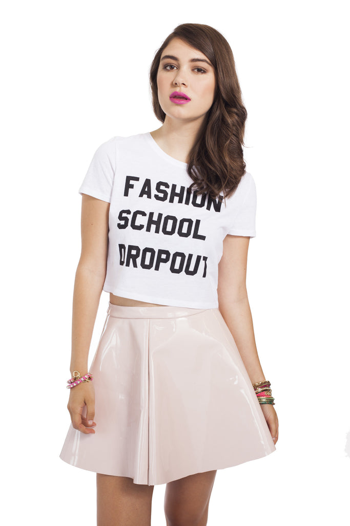 Fashion School Dropout Tee