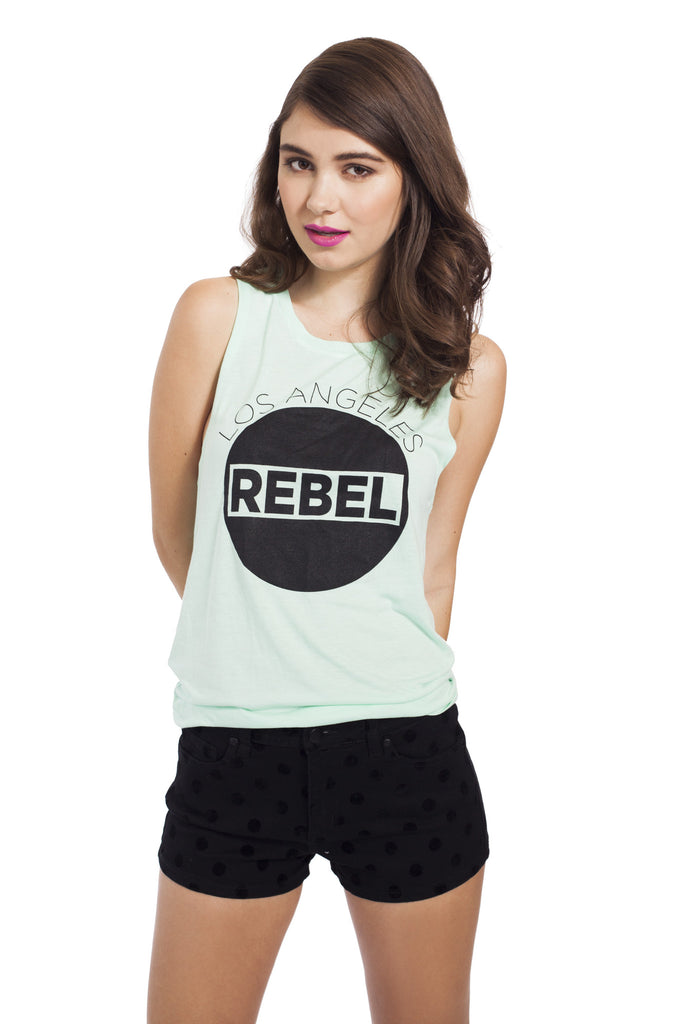 LA Rebel Muscle Tank