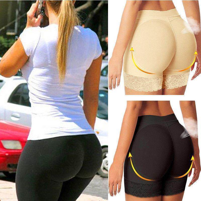 Butt Padded Underwear -Booty Enhancing Lifter! - Best Compression Socks Sale