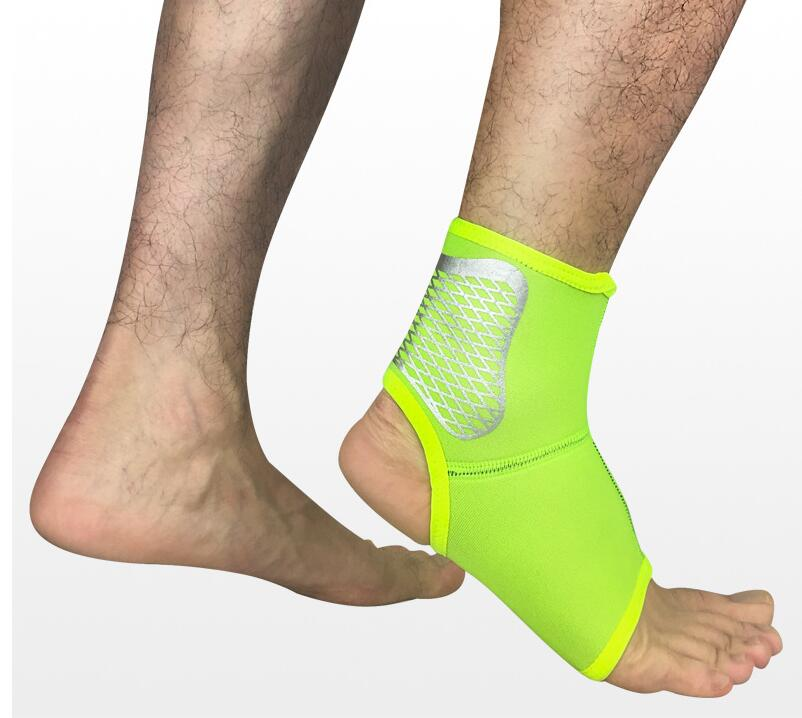 Professional sports ankle cap - compression ankle cap socks