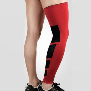 Thigh High Compression Stockings - Full Leg Sleeves!