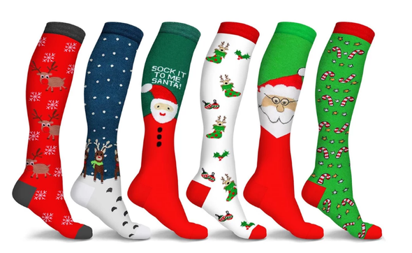 {Last Day Promotion 45% OFF!} Compression Socks (7/8 Pairs) for Women & Men