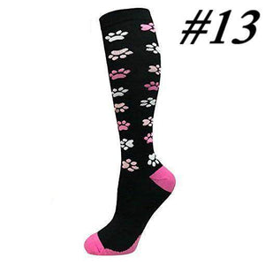 Compression Socks (1 Pair) for Women & Men#13
