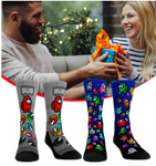 """Among Us"" Crewmates Socks - Best Compression Socks Sale"
