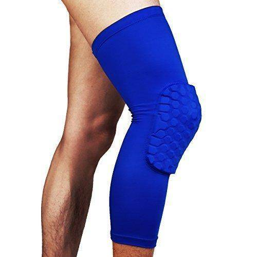 Knee Compression Sleeve Leg Support HoneyComb Pad - StabilityPro™