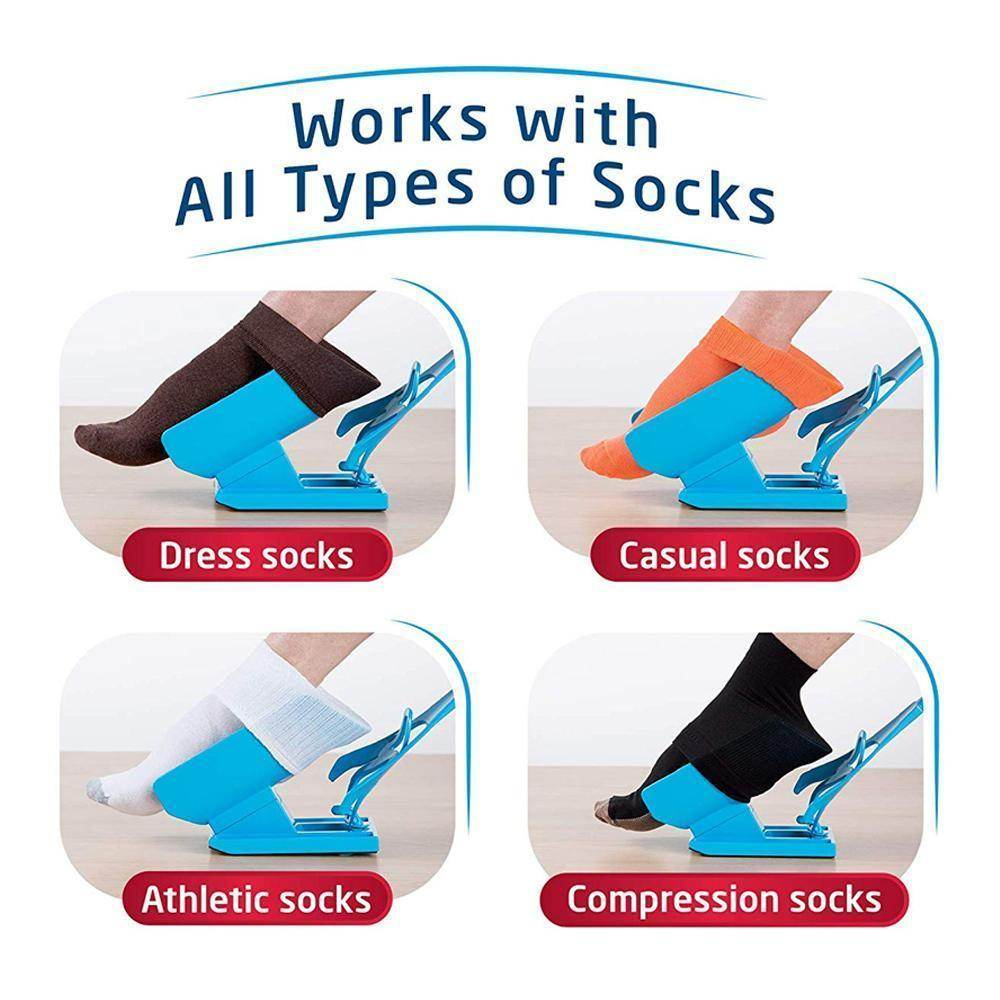 Easy on, Easy off Sock Aid Kit - Best Compression Socks Sale