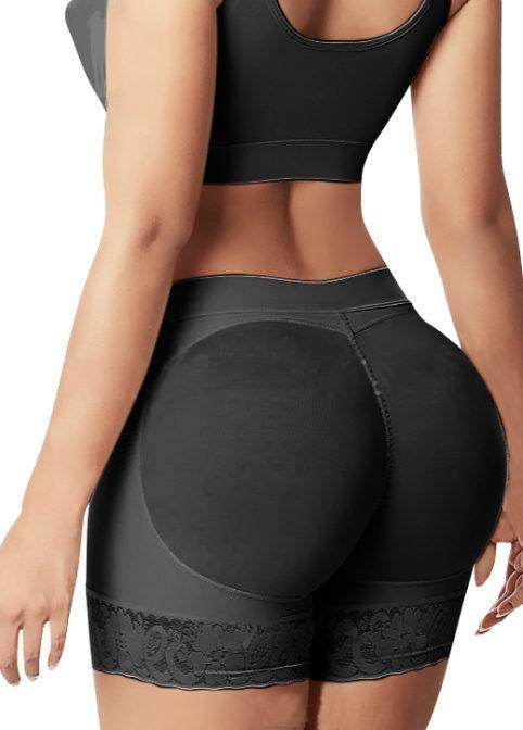 Butt Padded Underwear -Booty Enhancing Lifter!