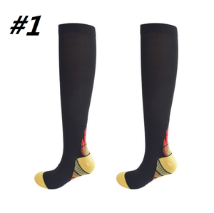 Best Compression Socks (1 Pair) for Women & Men-Workout And Recovery #1