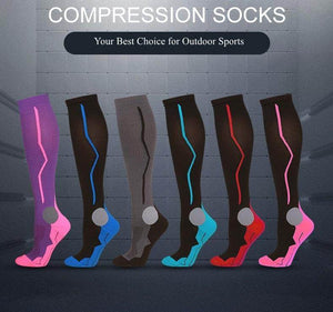 New Arrival! Compression Socks 15-30mmHg For Men and Women-Workout and Recovery