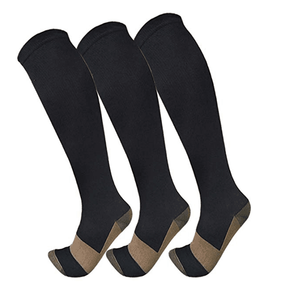 Compression Socks Compression Stockings(3 Pairs) for Women & Men-Workout And Recovery - Best Compression Socks Sale