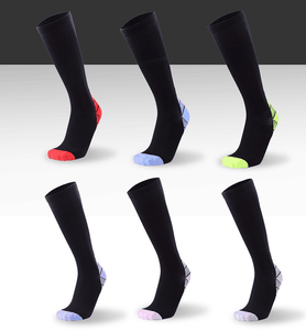 Superior quality compression socks-multicolor are available