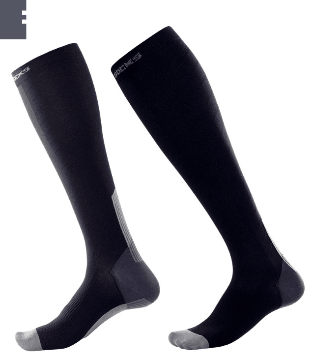 Contracted compression Socks Support Stockings 20-30 mmHg#1