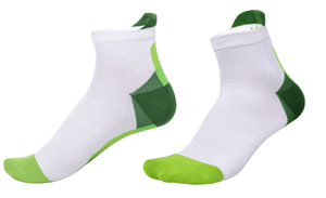 Unisex Ankle-Length Compression Socks-multicolor and comfortable.