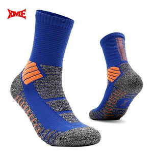 Compression training socks - breathable and anti-slip