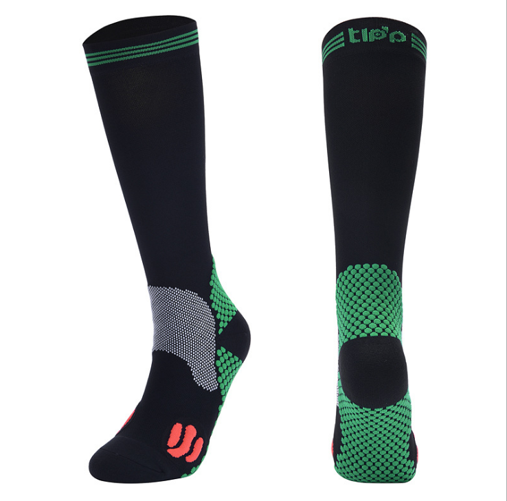 High quality marathon compression socks 20-30mmHg