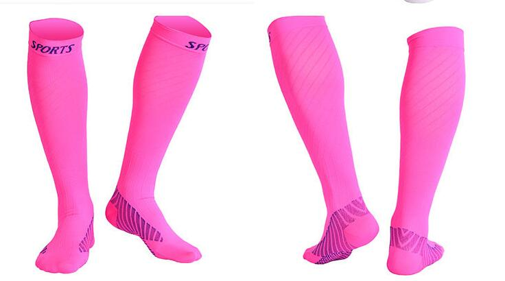 High-quality fabric compression socks-Seamless knitting.