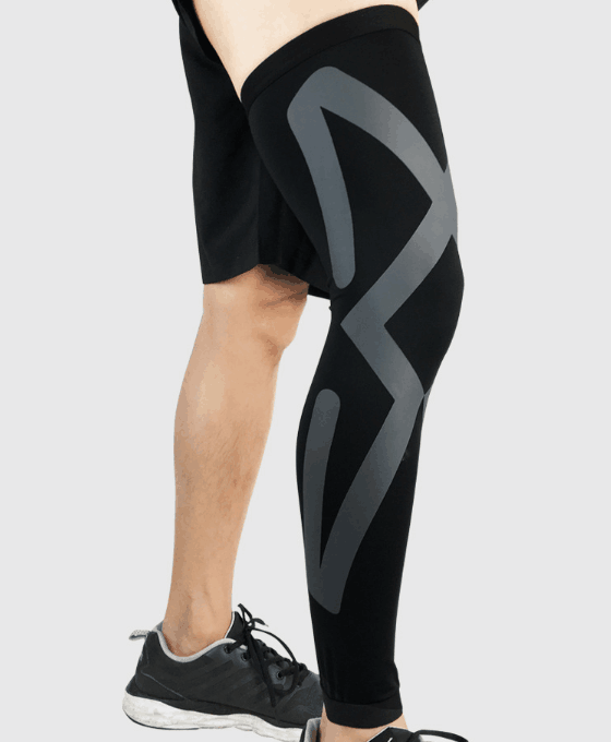 Thigh High Compression Leg Sleeves-Improve endurance&Increase recovery.