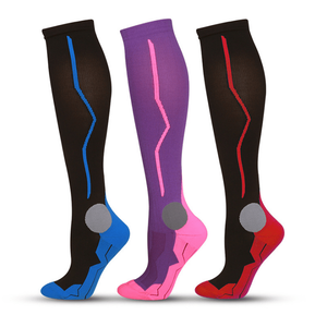 Compression Socks 15-30mmHg For Men and Women-Workout and Recovery
