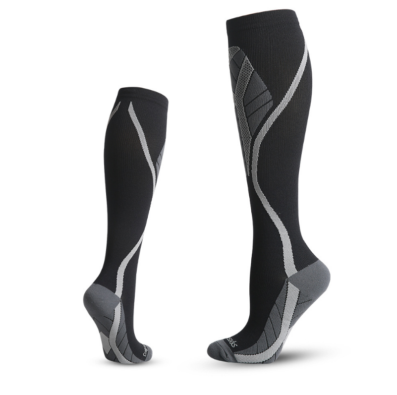 Professional Sport Fitness Compression Socks Running Socks - Graduated Support Stockings