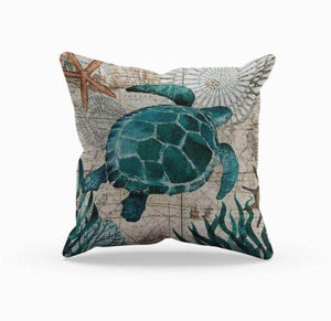 Sea Life Cushion Covers - Best Compression Socks Sale