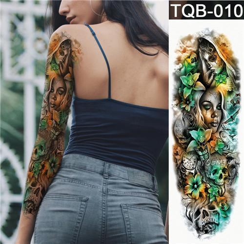 Waterproof Tattoo ——(50% OFF TODAY)