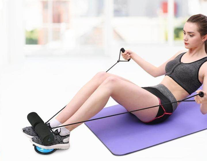 Get Flawless Abs with the AT HOME Ab Trainer