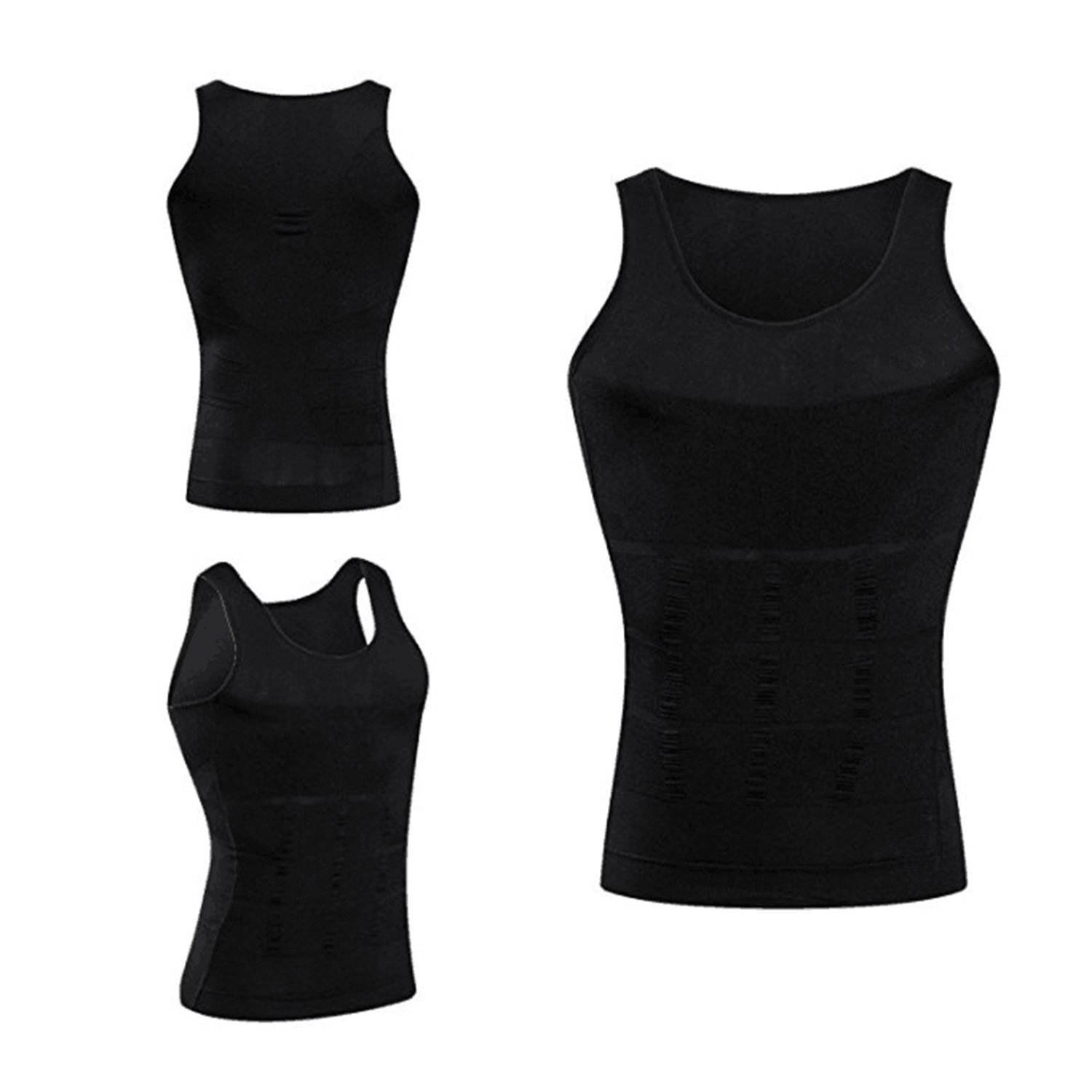 Men's Belly Shaper ~ Great For Work Attire!