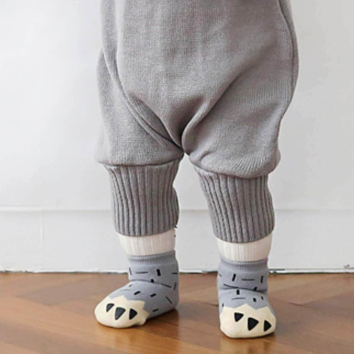 CHUBBY PAW TODDLER SOCKS - Best Compression Socks Sale