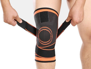 Knee Brace Compression Sleeves for Patellar Support Stability Straps