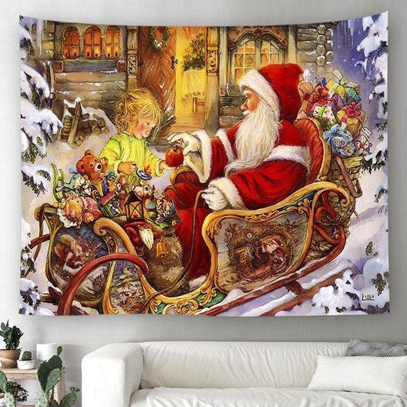 Christmas Wall Tapestries - Best Compression Socks Sale
