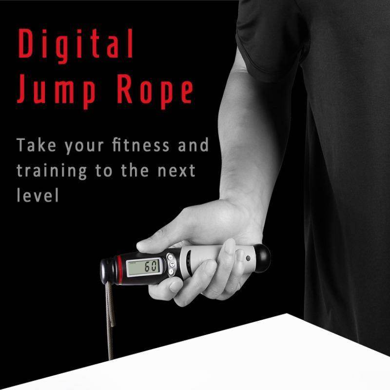 Ultra - Skip Rope Jump Rope with Digital Counter - Best Compression Socks Sale