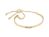 Personalised Chain Toggle Bangle Bracelets