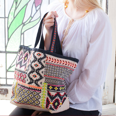 Canvas Cotton Tote