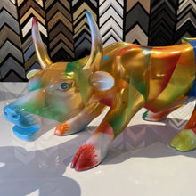 Load image into Gallery viewer, Limited Edition- Hand Painted Sculpture by Artist Bull
