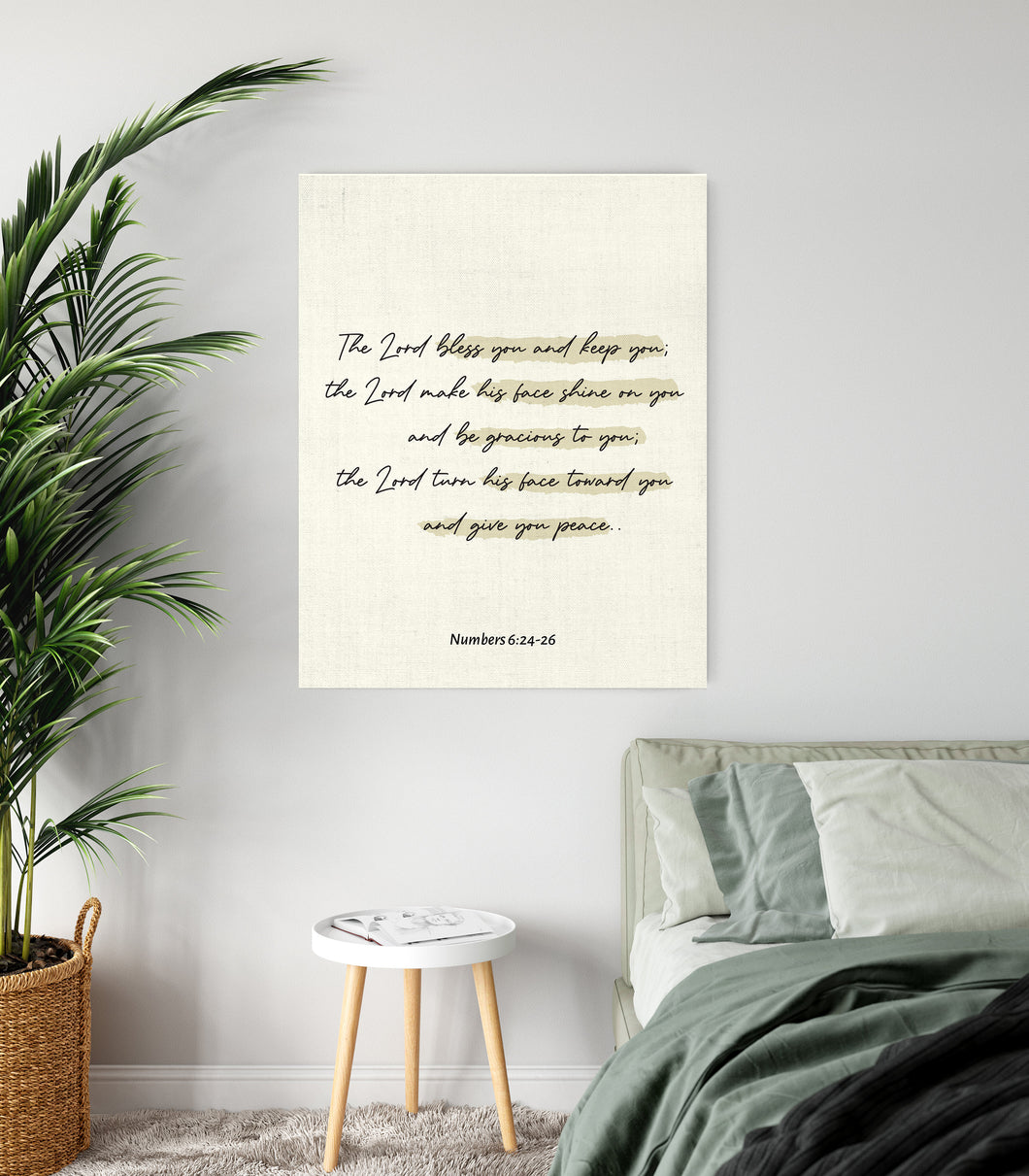 Biblical Wall Art Canvas Decor Christian Gifts for All Occasions. Explore Now!