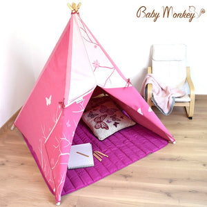 Butterfly - Tenda indiano Teepee