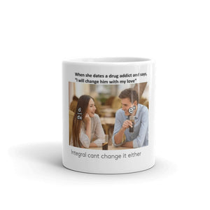 I will change him with my love mug