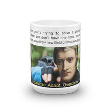 Load image into Gallery viewer, Calculus Invention Meme Mug