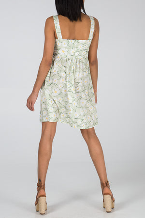 Button Front Sun Dress