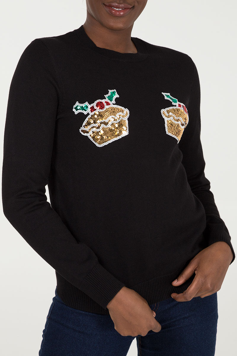Mince Pies Christmas Jumper