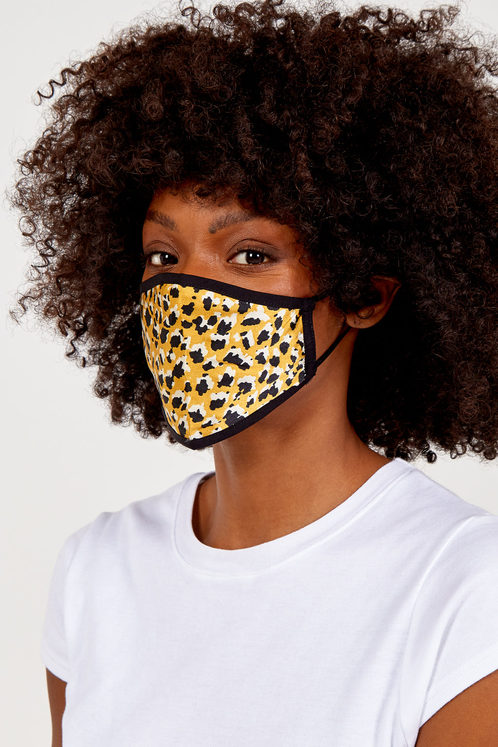 Animal Print Fashion Mask