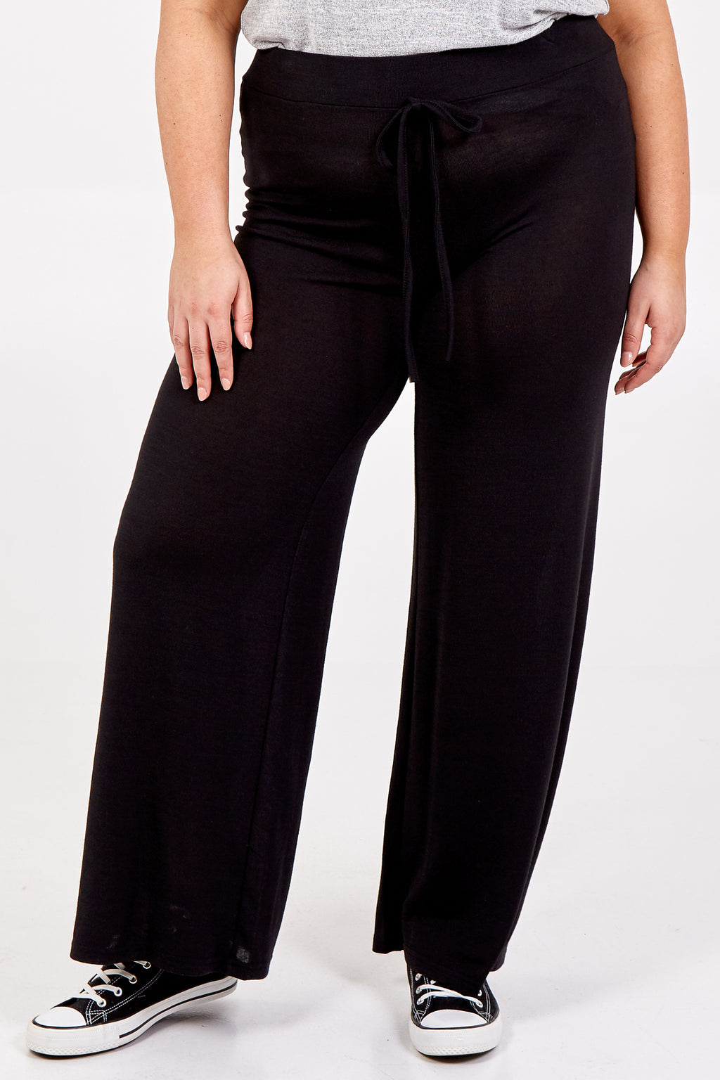 Curve Wide Leg Trousers