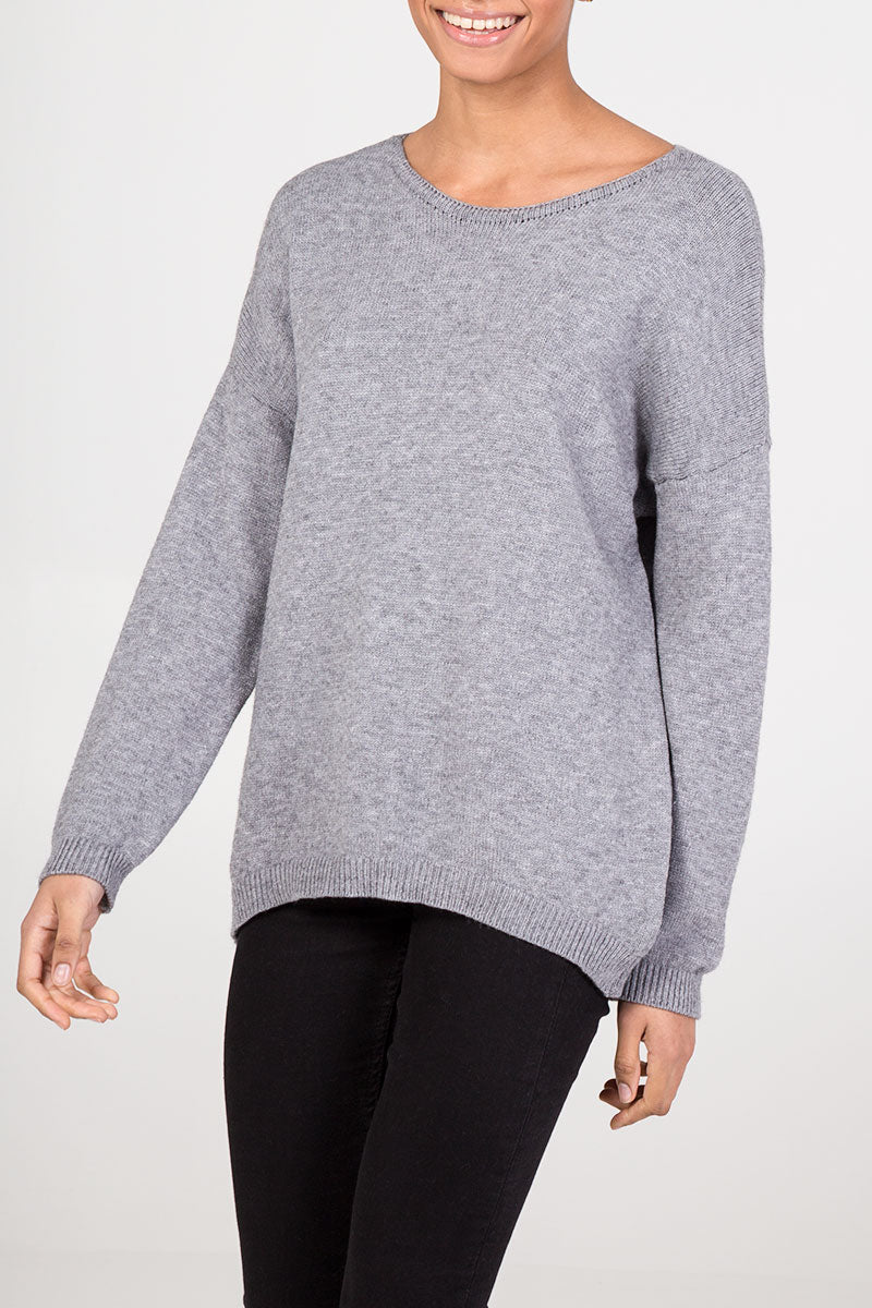 Basic Knitted Jumper
