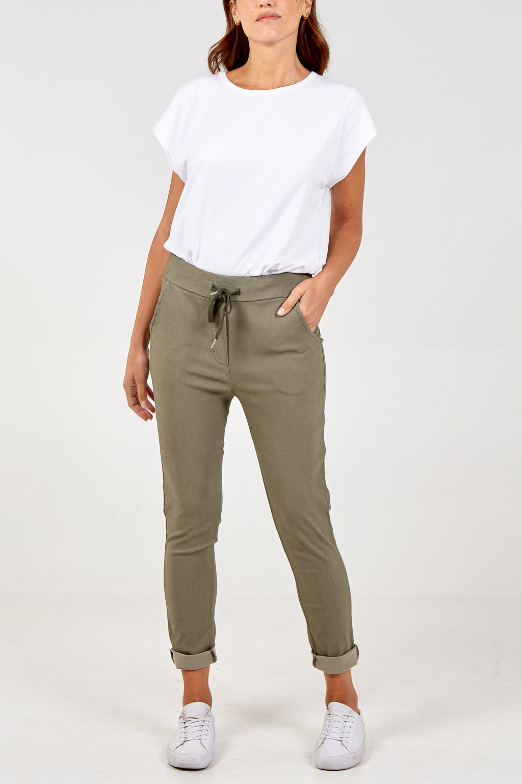 Magic Plain Smart Non-Crush Trouser