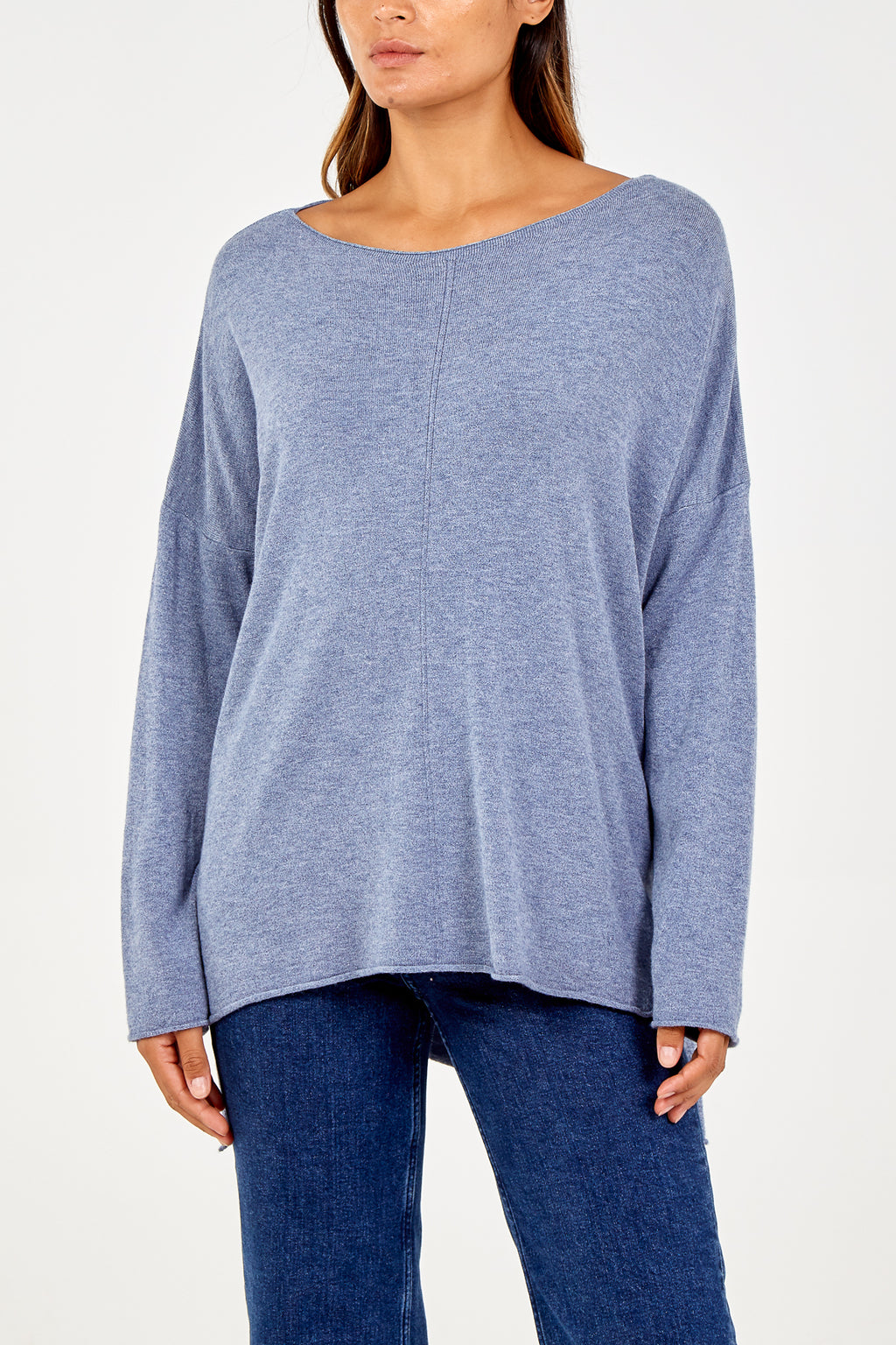 Basic Long Sleeve Jumper