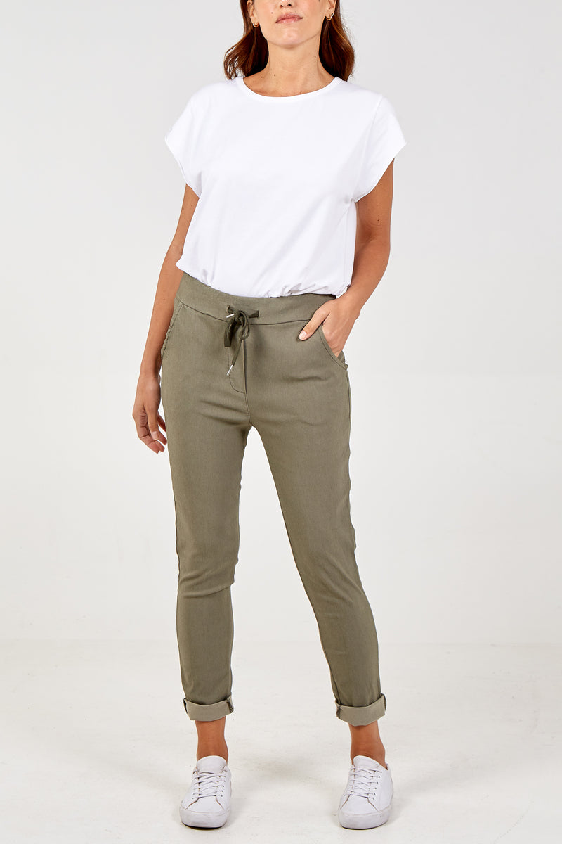 Magic Plain Smart Non-Crush Trouser (Extra Large)