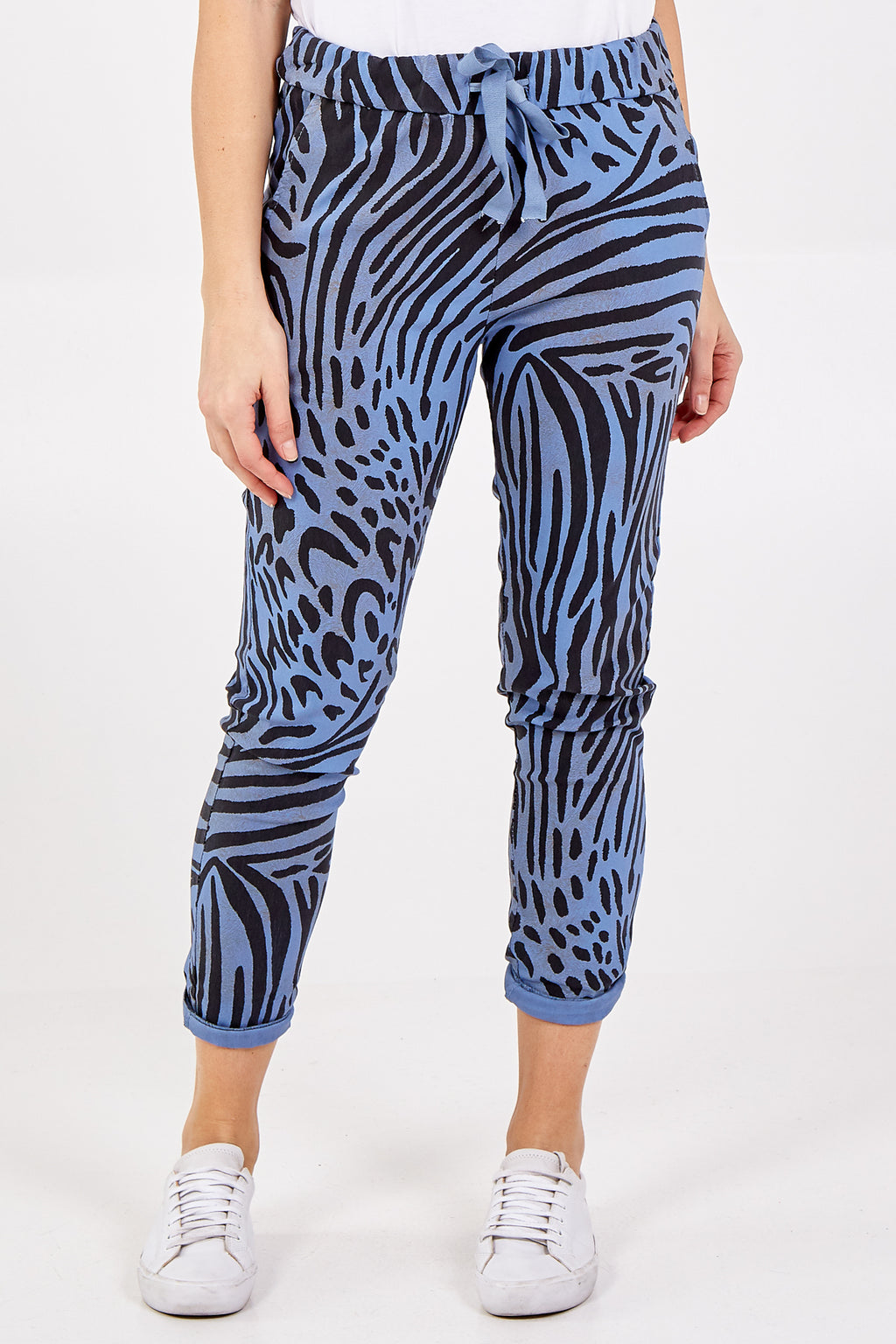 Animal Pattern Magic Joggers